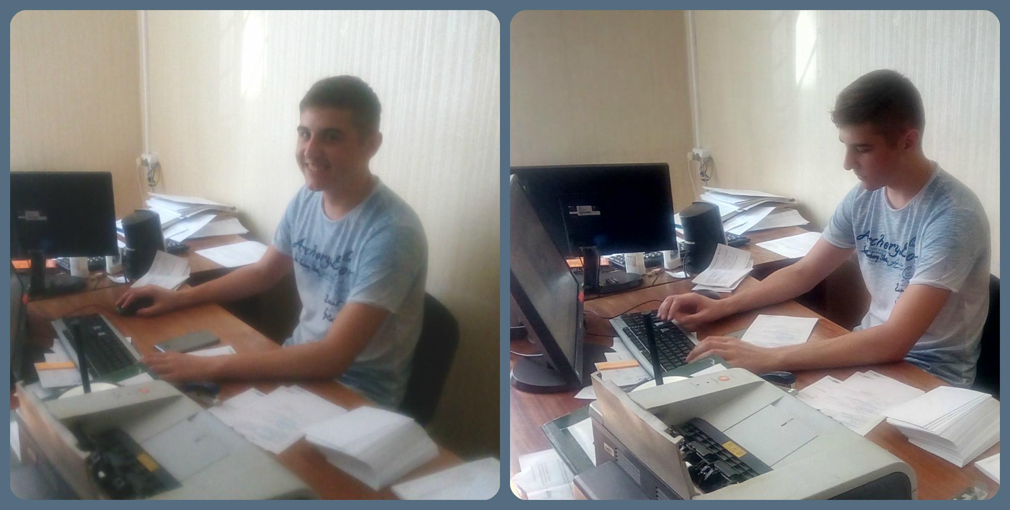 Одесский студент проходил практику в Скадовском райсуде